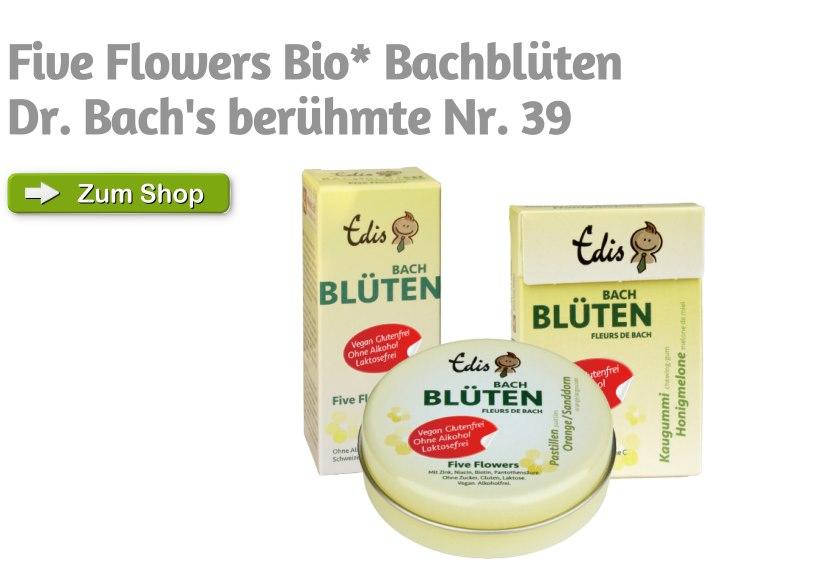 Original Bio Essenzen Sunasar und Nelsons Rescue Bachblüten