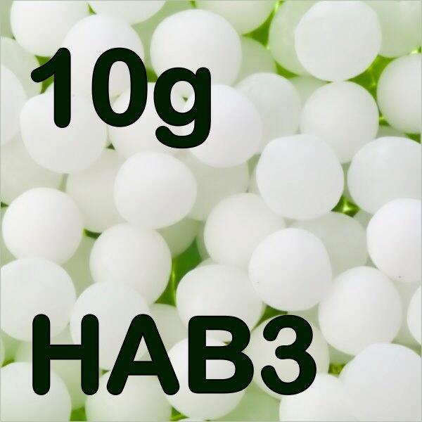 10g Rohglobuli HAB3
