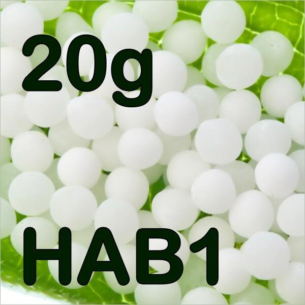 20g Rohglobuli HAB1