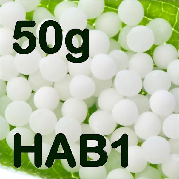50g Rohglobuli HAB1