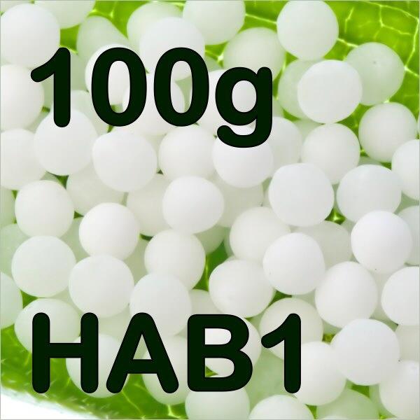 100g Bio Rohglobuli HAB1