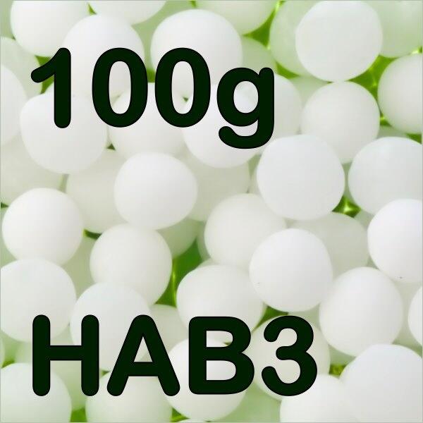 100g Bio Rohglobuli HAB3