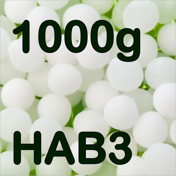 1000g Rohglobuli HAB3