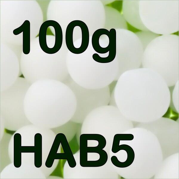 100g Bio Rohglobuli HAB5