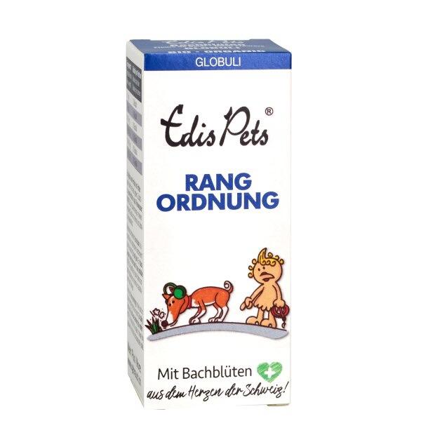 Rangordnung » Edis Pets Bio Bachblüten für Hunde