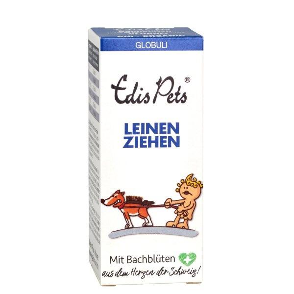 Leinenziehen » Edis Pets Bio Bachblüten für Hunde