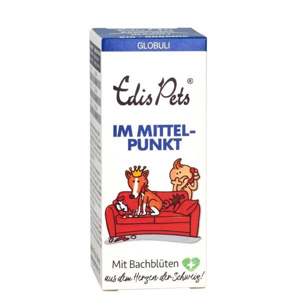 Im Mittelpunkt » Edis Pets Bio Bachblüten f. Hunde