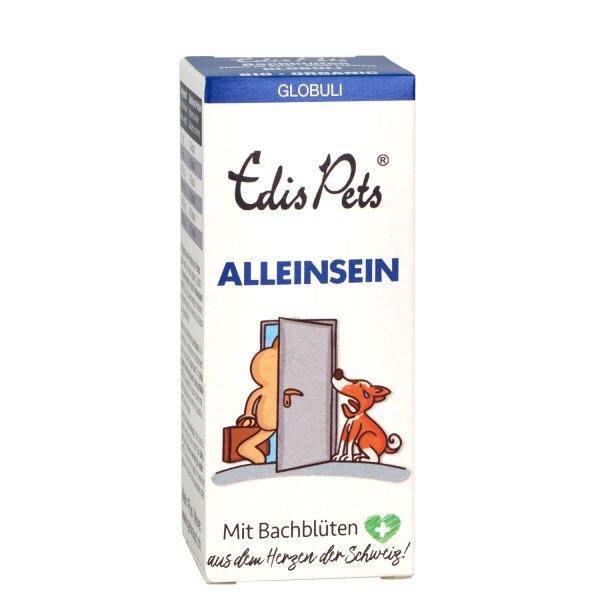 Alleinsein » Edis Pets Bio Bachblüten für Hunde