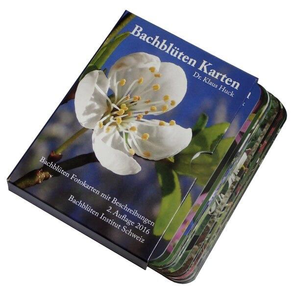 Bachblüten-Fotokarten, 2.Auflage 2016
